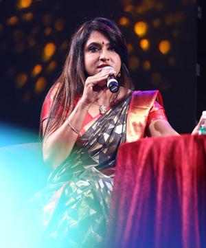 Beena Kannan at India Fashion Summit 2016