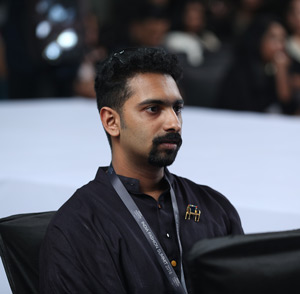 Sreejith Jeevan at India Fashion Summit 2016
