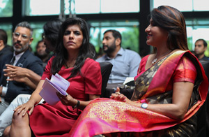 Neena Haridas at India Fashion Summit 2016