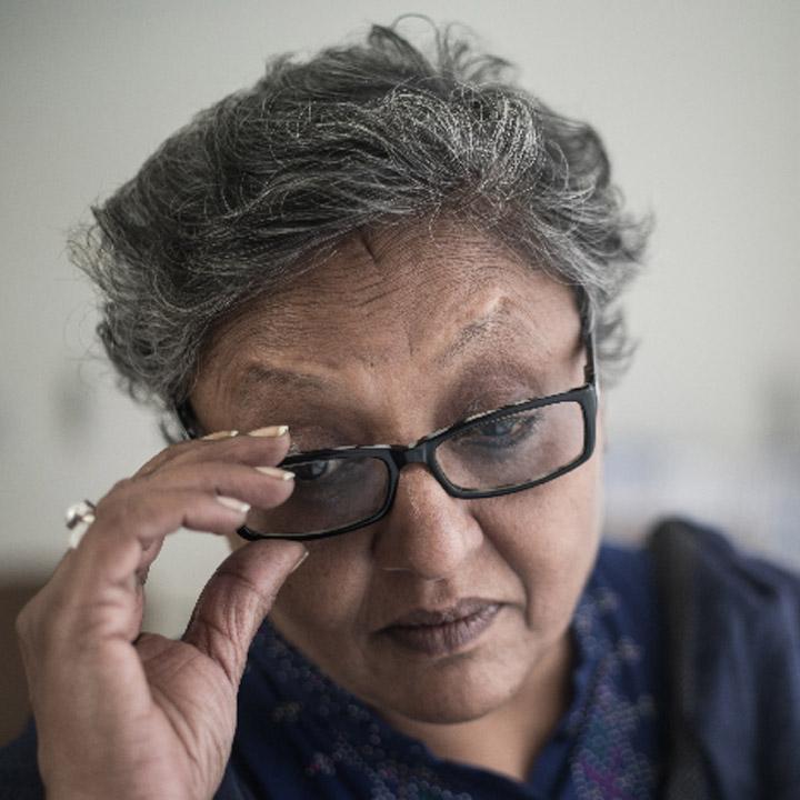 Prof. Ms. Krishna Amin Patel